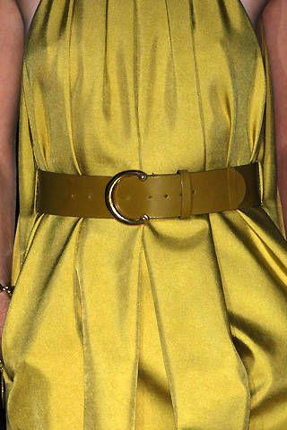 Jasper Conran Spring 2008 Ready-to-wear Detail - 002