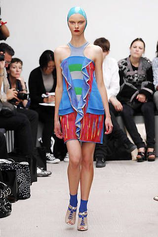 Louise Goldin Spring 2008 Ready-to-wear Collections - 002