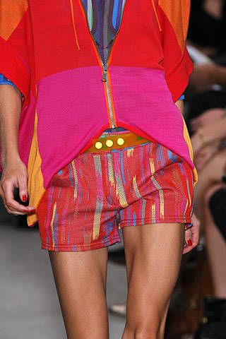 Louise Goldin Spring 2008 Ready-to-wear Detail - 002