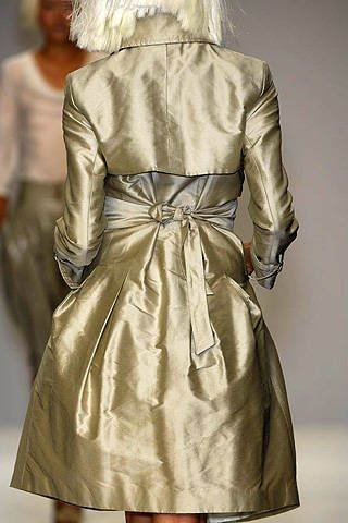 Paul Costelloe Spring 2008 Ready-to-wear Detail - 002