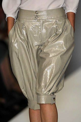 Paul Costelloe Spring 2008 Ready-to-wear Detail - 003