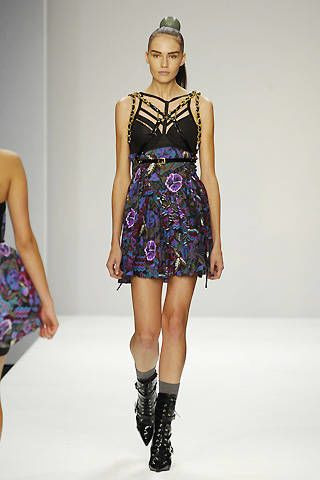 PPQ Spring 2008 Ready-to-wear Collections - 002