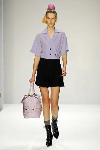 PPQ Spring 2008 Ready-to-wear Collections - 003
