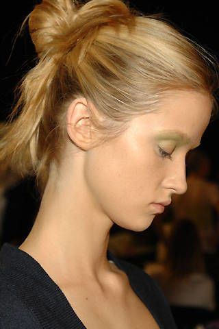 Unconditional Spring 2008 Ready-to-wear Backstage - 003