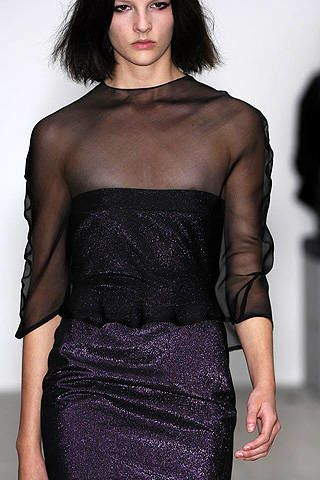 Ann Sofie Back Spring 2008 Ready-to-wear Detail - 002