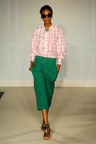 Duro Olowu Spring 2008 Ready-to-wear Collections - 002