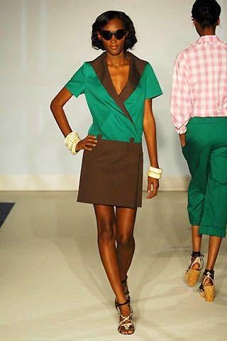 Duro Olowu Spring 2008 Ready-to-wear Collections - 003