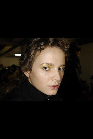 Marios Schwab Spring 2008 Ready-to-wear Backstage - 002