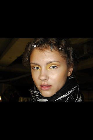Marios Schwab Spring 2008 Ready-to-wear Backstage - 003