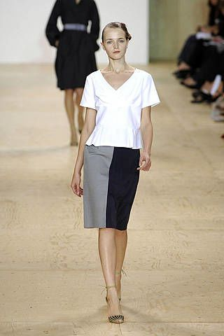 Aquascutum Spring 2008 Ready-to-wear Collections - 002