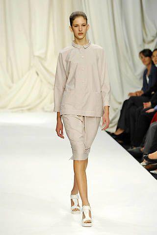 Betty Jackson Spring 2008 Ready&#45&#x3B;to&#45&#x3B;wear Collections &#45&#x3B; 002