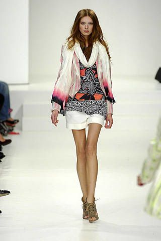 Matthew Williamson Spring 2008 Ready-to-wear Collections - 002