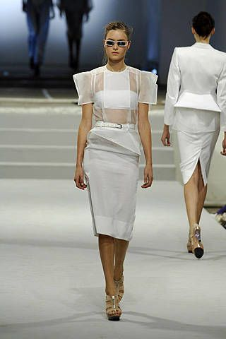 Richard Nicoll Spring 2008 Ready-to-wear Collections - 004