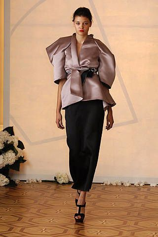 Roksanda Ilincic Spring 2008 Ready-to-wear Collections - 002