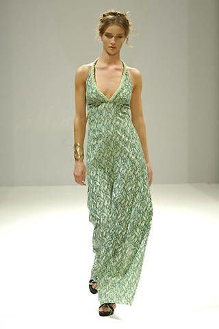 Allegra Hicks Spring 2008 Ready-to-wear Collections - 002