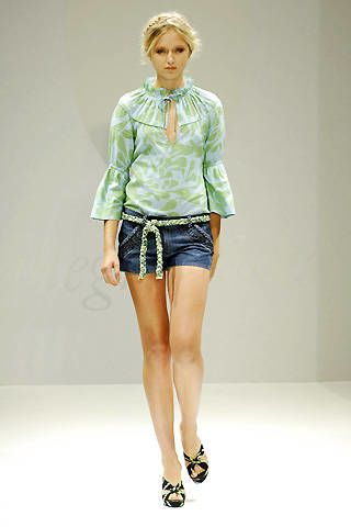 Allegra Hicks Spring 2008 Ready-to-wear Collections - 003