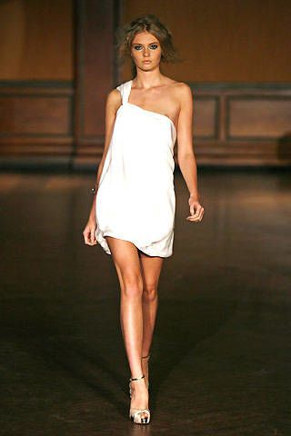 Aurelio Costarella Spring 2008 Ready-to-wear Collections - 002
