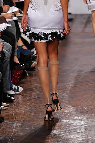Giles Spring 2007 Ready-to-wear Detail - 003