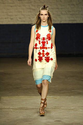 Louise Gray Spring 2008 Ready&#45&#x3B;to&#45&#x3B;wear Collections &#45&#x3B; 002
