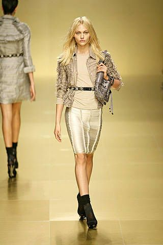 Burberry Prorsum Spring 2008 Ready-to-wear Collections - 002