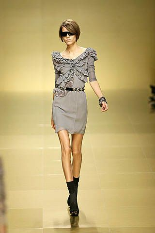 Burberry Prorsum Spring 2008 Ready-to-wear Collections - 003