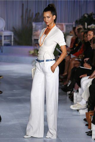 Charles Nolan Spring 2008 Ready-to-wear Collections - 002