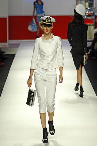 Enrico Coveri Spring 2008 Ready&#45&#x3B;to&#45&#x3B;wear Collections &#45&#x3B; 002