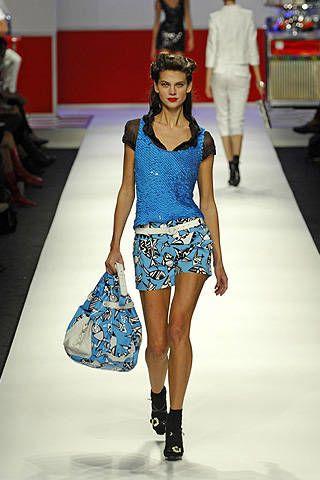 Enrico Coveri Spring 2008 Ready&#45&#x3B;to&#45&#x3B;wear Collections &#45&#x3B; 003