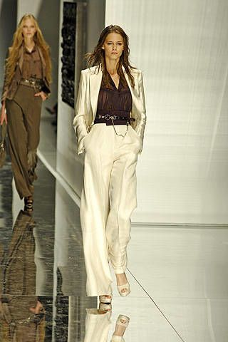 Gianfranco FerrÃ{{{copy}}} Spring 2008 Ready-to-wear Collections - 002