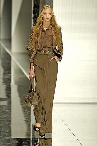 Gianfranco FerrÃ{{{copy}}} Spring 2008 Ready-to-wear Collections - 003