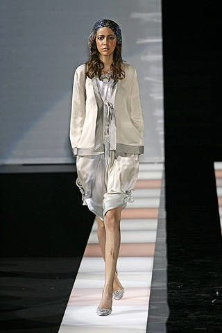 Giorgio Armani Spring 2008 Ready-to-wear Collections - 002