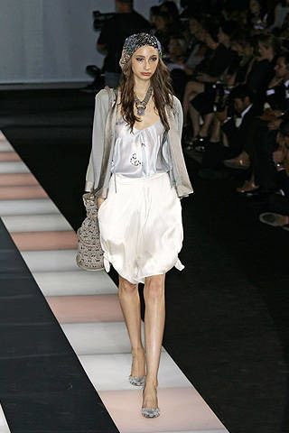 Giorgio Armani Spring 2008 Ready-to-wear Collections - 003