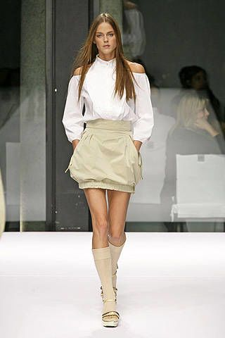 Krizia Spring 2008 Ready-to-wear Collections - 002