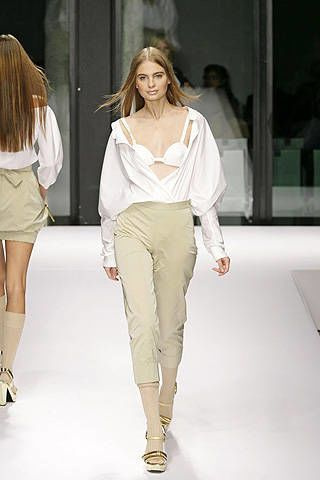 Krizia Spring 2008 Ready-to-wear Collections - 003