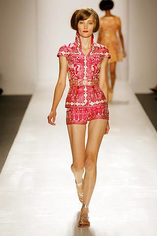 Naeem Khan Spring 2008 Ready-to-wear Collections - 003