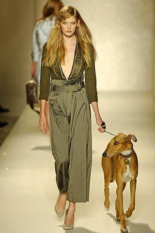 Trussardi Spring 2008 Ready-to-wear Collections - 002