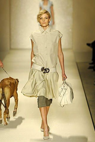 Trussardi Spring 2008 Ready-to-wear Collections - 003