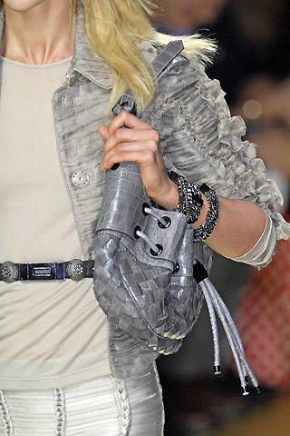 Burberry Prorsum Spring 2008 Ready-to-wear Detail - 003