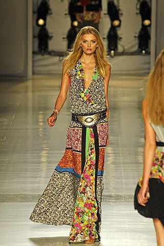 Etro Spring 2008 Ready-to-wear Collections - 003