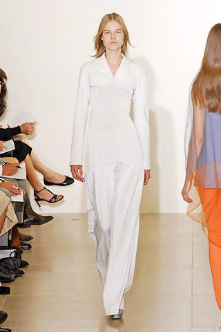 Jil Sander Spring 2008 Ready-to-wear Collections - 002