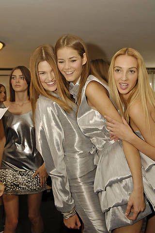 Krizia Spring 2008 Ready-to-wear Backstage - 003