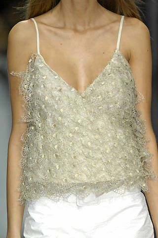 Krizia Spring 2008 Ready-to-wear Detail - 003