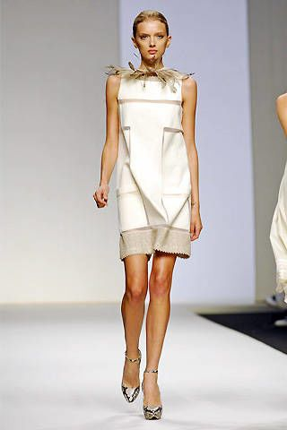 La Perla Spring 2008 Ready-to-wear Collections - 002