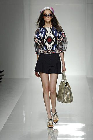Pollini Spring 2008 Ready-to-wear Collections - 002