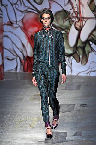 Prada Spring 2008 Ready-to-wear Collections - 002