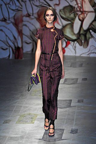 Prada Spring 2008 Ready-to-wear Collections - 003