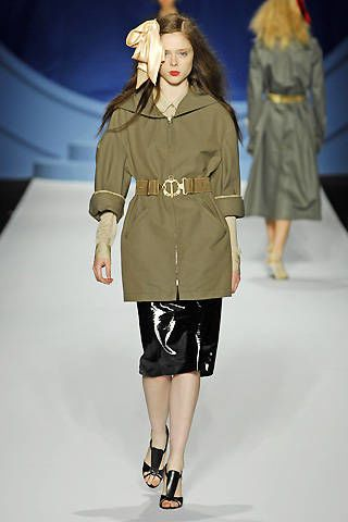 Sportmax Spring 2008 Ready-to-wear Collections - 002