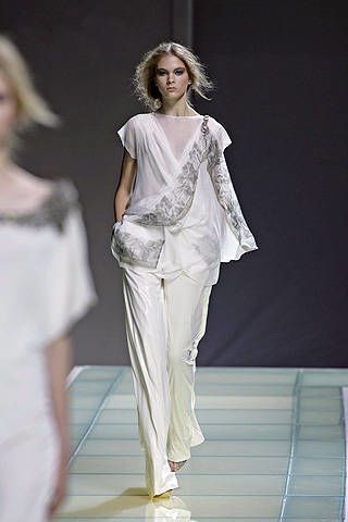 Alberta Ferretti Spring 2008 Ready-to-wear Collections - 002