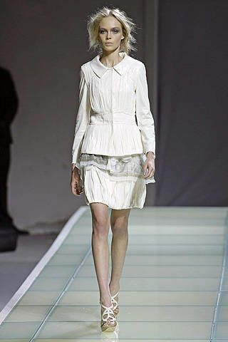 Alberta Ferretti Spring 2008 Ready-to-wear Collections - 003
