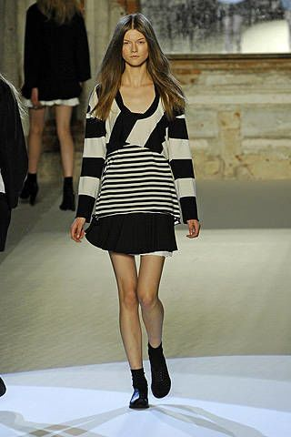 Anna Molinari Spring 2008 Ready-to-wear Collections - 003